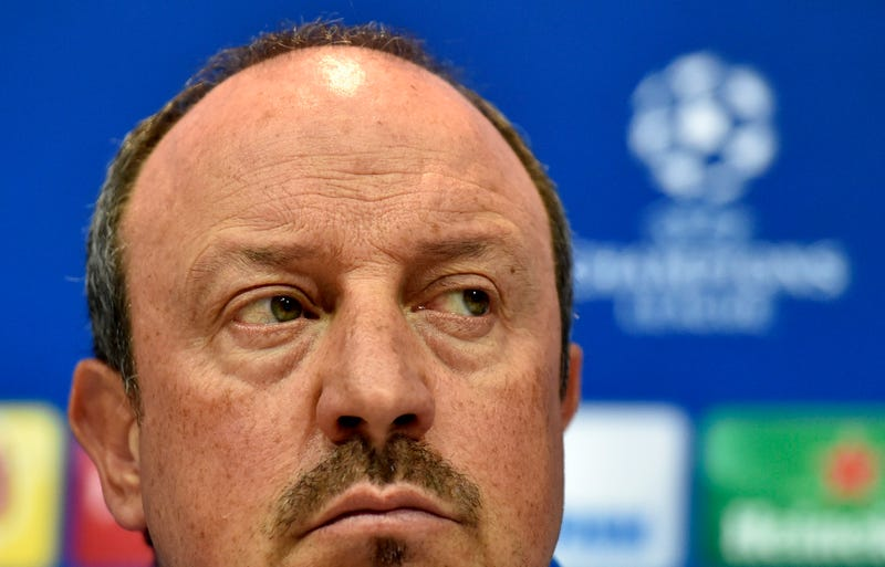 Illustration for article titled So It Looks Like Rafa Benítez Is About To Get Fired Here Pretty Soon