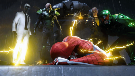 Spider-Man PS4's Tragic Real Villain Is a Great Twist