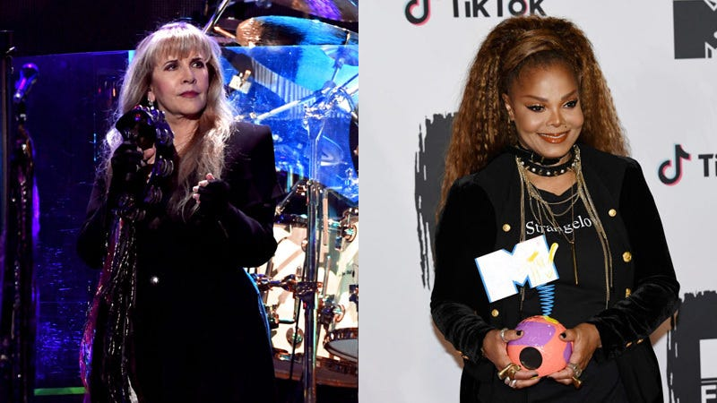 Illustration for article titled The Rock and Roll Hall of Fame Still Sucks, But At Least Janet Jackson and Stevie Nicks Will Be in It