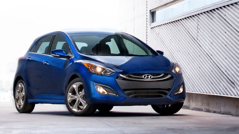 Illustration for article titled 2013 Hyundai Elantra GT Is A Grander Touring Hatch