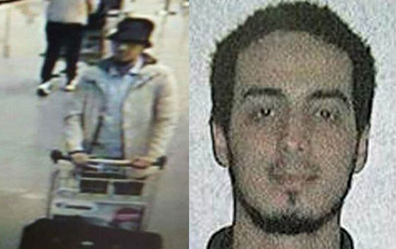 Illustration for article titled 'Man In The Hat' ID'd As Suspected Bomb Maker In Brussels And Paris Attacks
