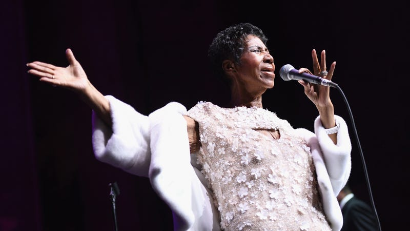 Illustration for article titled Aretha Franklin Asks For Prayers After Family Reports She's 'Gravely Ill'