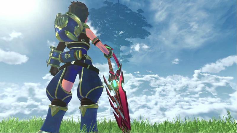 Illustration for article titled Nintendo Announces Xenoblade 2For Switch