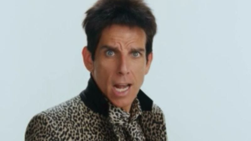 Illustration for article titled The Zoolander 2 trailer was out on the internet for a second