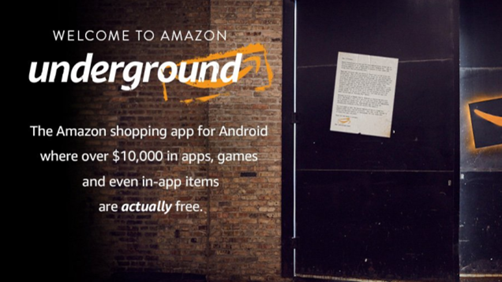 amazon underground apk file download