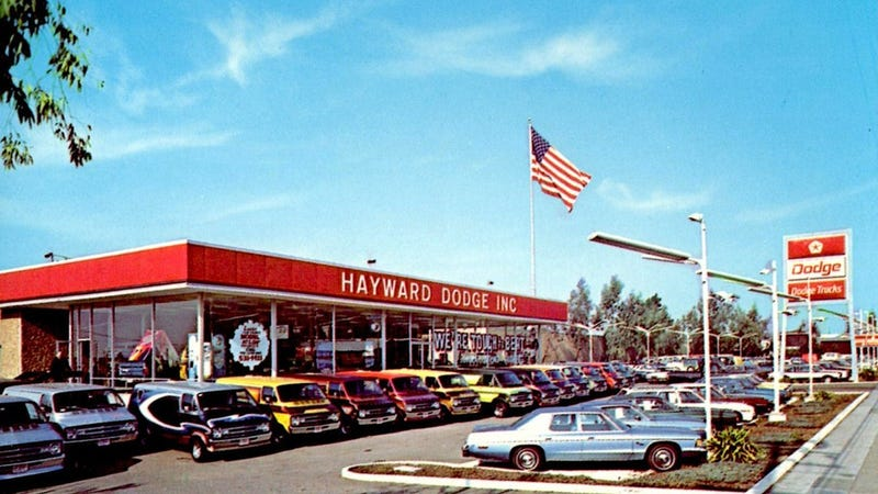 Proof New Car Dealerships Were A Lot Weirder In The 1970s