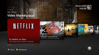 Illustration for article titled NXE Impressions: Netflix Set Up & Streaming