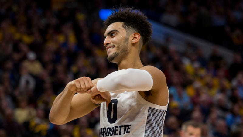 Illustration for article titled Marquette's Markus Howard Will Shoot Over Anyone, From Anywhere