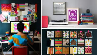 Illustration for article titled How Color Can Make a Difference: The Inspiration Studio Workspace