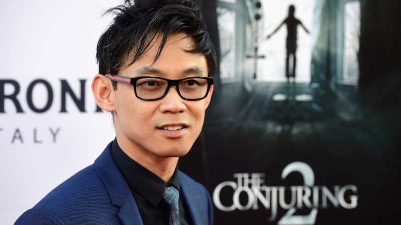 Director James Wan at the premiere of The Conjuring 2. (Photo: Frazer Harrison / Getty Images)