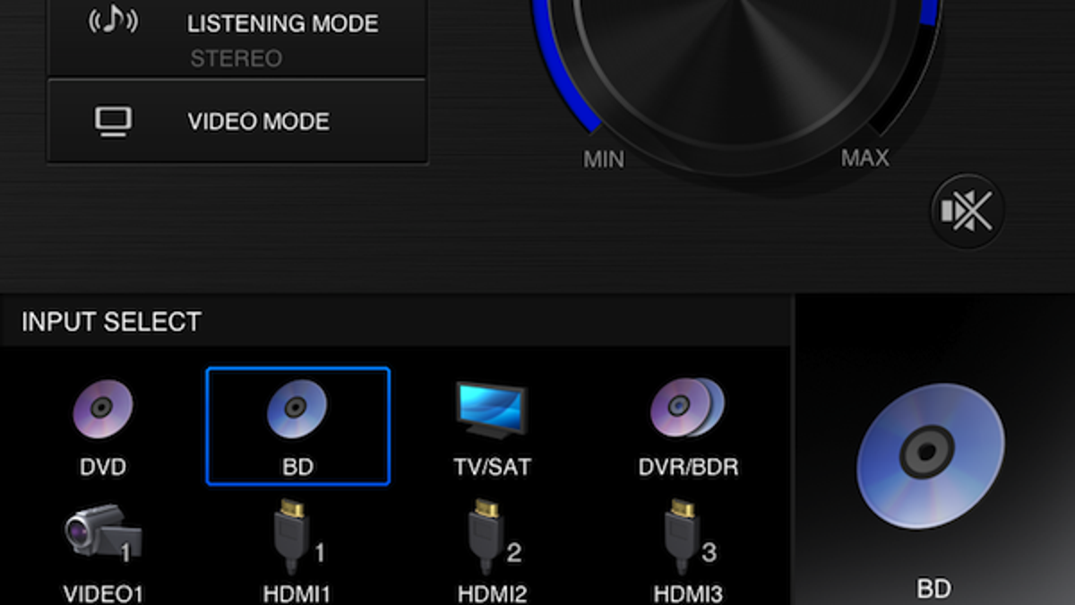 Pioneer Makes an Airplay-Friendly A/V Receiver You Can