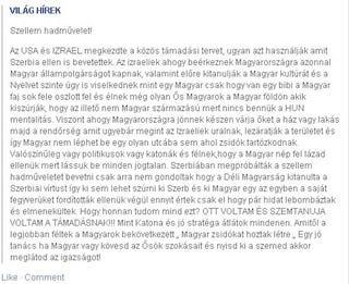 Illustration for article titled Ha Magyar vagy kövesd az Ősök szokásait és nyisd ki a szemed