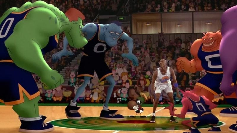 Illustration for article titled Space Jam 2 is off the bench, scores Justin Lin as director