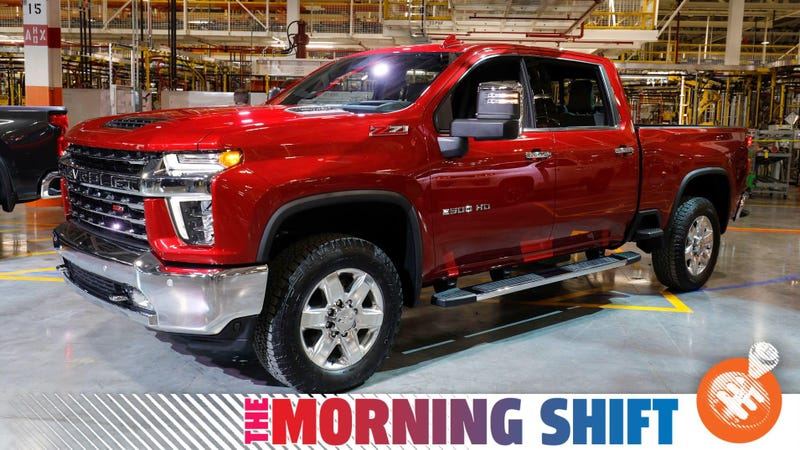 Illustration for article titled GM Hopes Increased Fuel Economy Will Save Chevy Silverado Sales