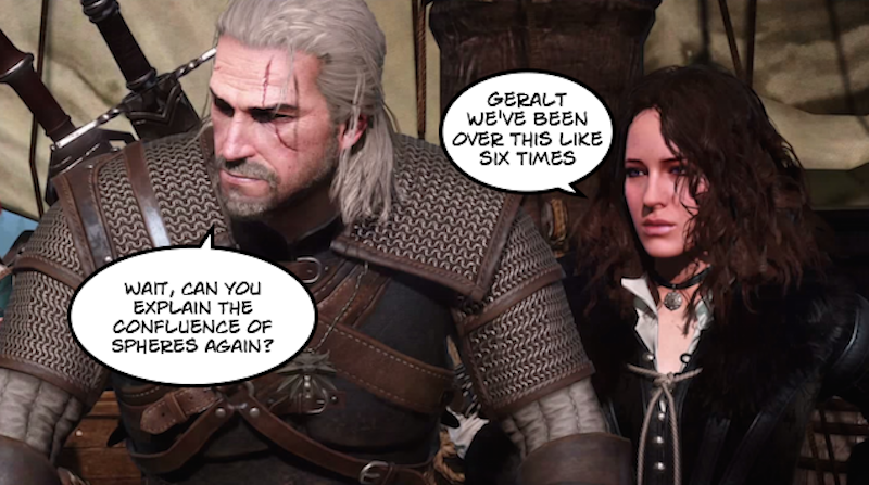 A beginners guide to the world of the witcher good news the witcher 3 wild hunt is a really cool game bad news its dense and complicated as hell and requires you to keep track of a ridiculous solutioingenieria Gallery
