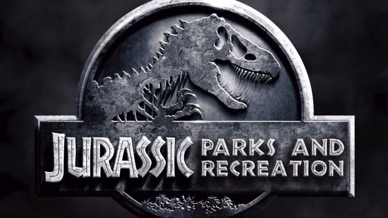 Illustration for article titled Jurassic Parks And Recreation finally puts Andy Dwyer in charge of dinosaurs