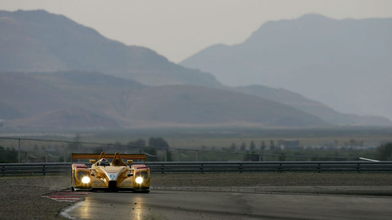An American Le Mans Series race at Miller Motorsports Park in 2007. Photo credit: Jonathan Ferrey/Getty Images