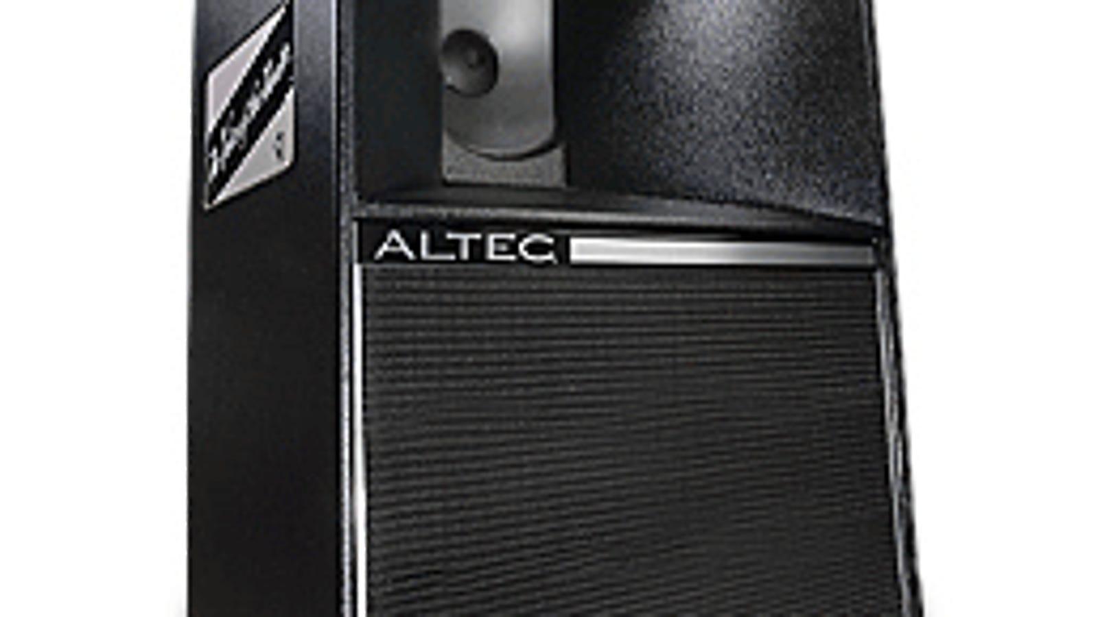 Altec Lansing A7: 1950s Studio Monitors for $6100 Each