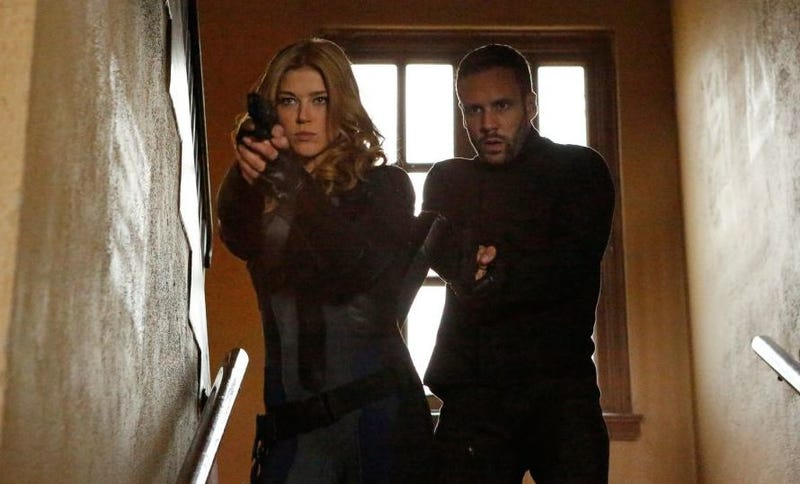 Illustration for article titled The Agents of SHIELD Spinoff Will Follow Mockingbird and Lance Hunter