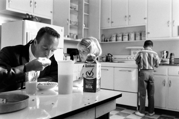 LIFE unveils unpublished photos of pioneering astronaut ...