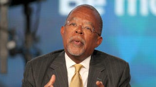 The Root Editor-in-Chief Henry Louis Gates Jr. speaks during the Finding Your Roots With Henry Louis Gates Jr. panel during the PBS portion of the 2012 Winter TCA Tour at the Langham Huntington Hotel and Spa on Jan. 4, 2012, in Pasadena, Calif.Frederick M. Brown