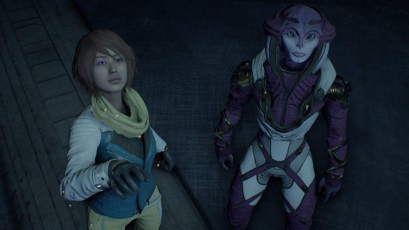 Screenshot: Mass Effect: Andromeda