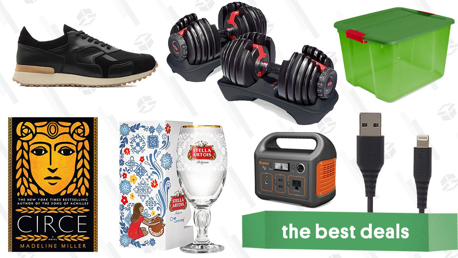 QnA VBage Sunday's Best Deals: Portable Power, Home Organization, Kindle Favorites, and More