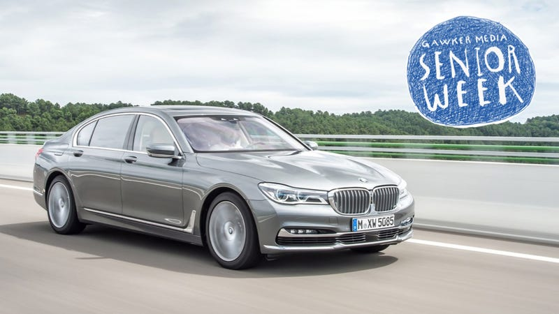 Illustration for article titled Here Is A Very Bad Review Of A Very Good Car, The 2016 BMW 7 Series