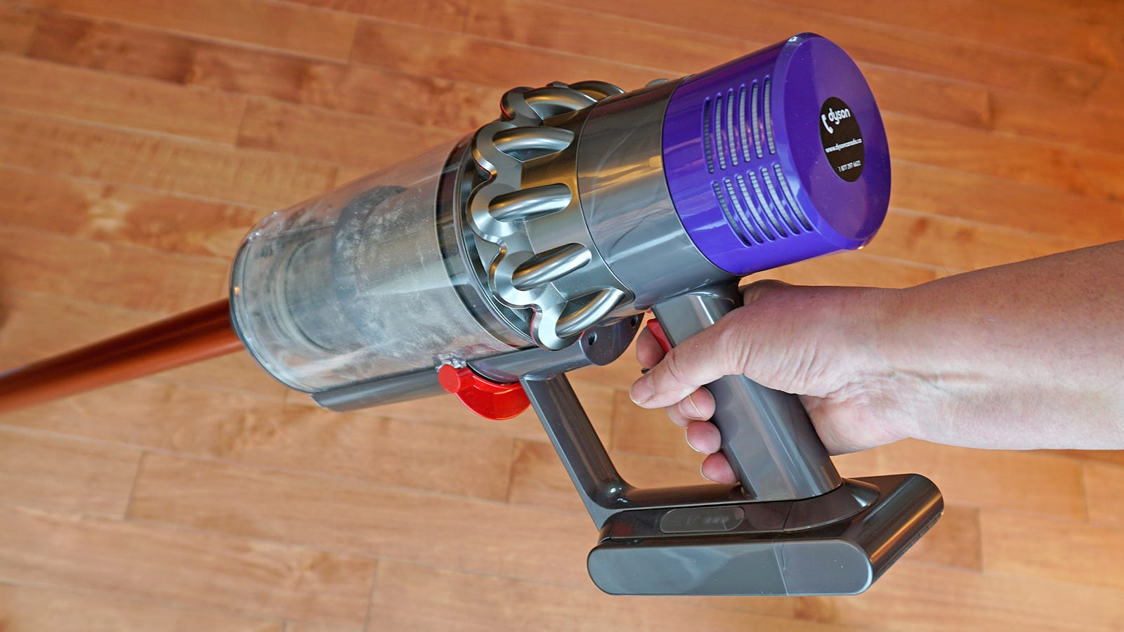 photo image Save $150 On The Stick Vac That Killed Dyson's Corded Vacuums