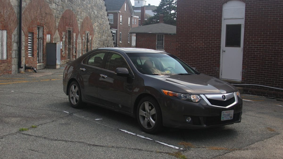 2009 Acura TSX 6MT: The Oppositelock Review (2018 Update)