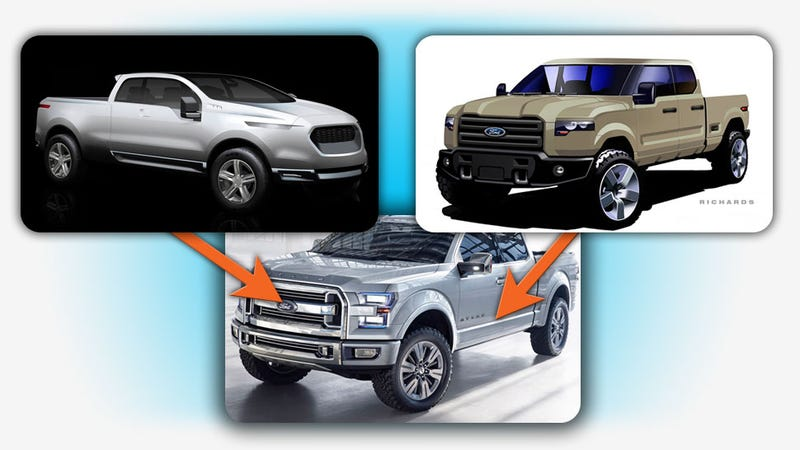 We Covered The Ford Atlas Reveal At Detroit Auto Show Earlier This Year And When I Look Back On It Think Like Even Less