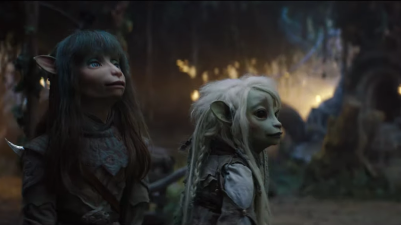 Illustration for article titled The Dark Crystal: Age Of Resistance trailer is blockbuster-style puppetry
