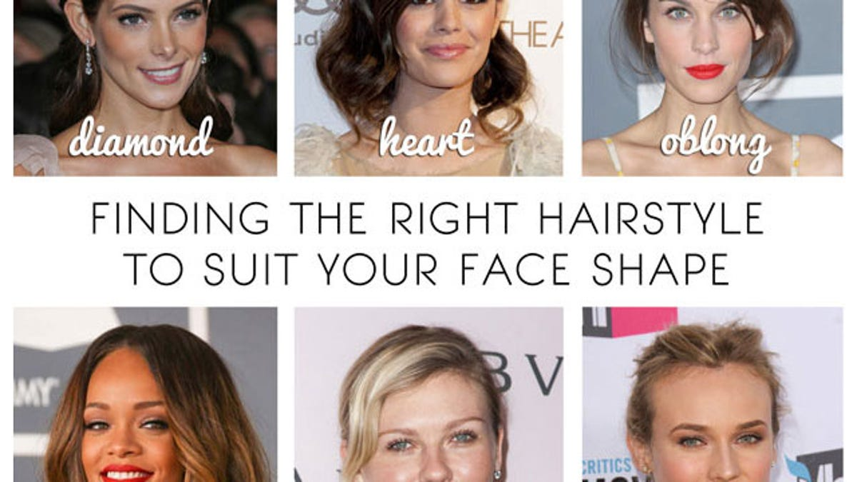 Find The Best Womens Hairstyle For Your Face Shape