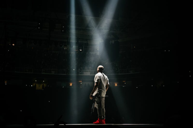 Illustration for article titled Yeezy, to be annotated
