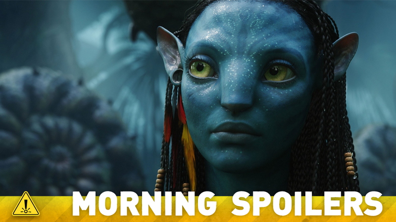 Illustration for article titled Does James Cameron Really Have A Script For Avatar 5 Already?