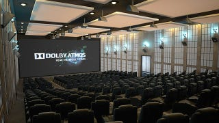 Illustration for article titled Dolby's New Atmos System Will Pipe 128 Channels of Audio Bliss Into Movie Theaters