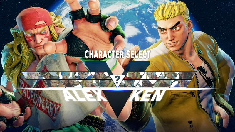 Illustration for article titled AwfulNew Look for Ken and Hidden Costumes Discovered inStreet Fighter VDLC Update