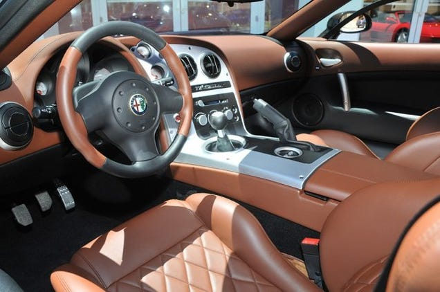 Language In 45 And 47 Stella Street: This Viper-Based Alfa Romeo Is Gloriously Brown And Yours