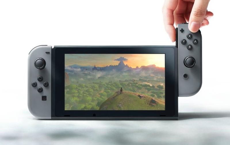 Illustration for article titled Nintendo Switch, la próxima consola de Nintendo te la podrás llevar a todas partes