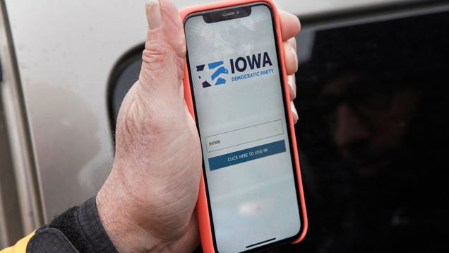 Nevada Democrats Just Say No to All Apps After Iowa Disaster