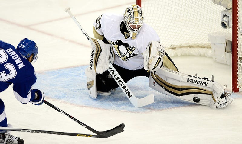 Illustration for article titled It's Matt Murray Or Bust