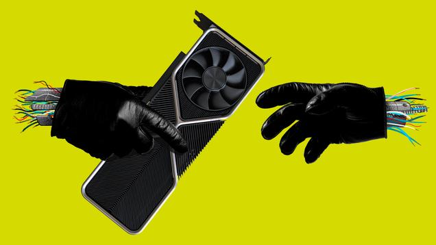 The Nvidia RTX 3080 eBay Debacle Exposed a Scalper Bot Civil War