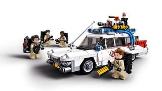 Illustration for article titled Hands-On: the official Lego Ghostbusters is awesome and spot on