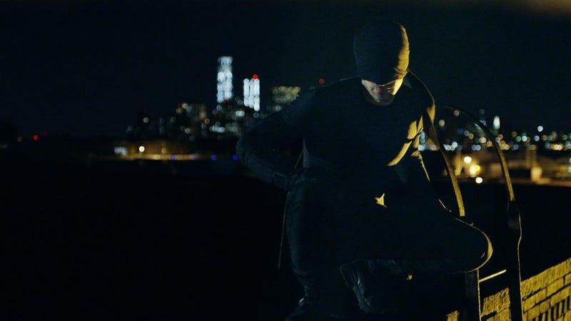 Illustration for article titled Netflix dibuja el mejor Daredevilcon la serie oscura que merece