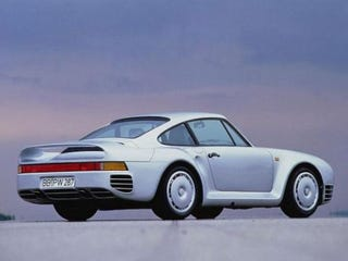 Illustration for article titled Porsche 959