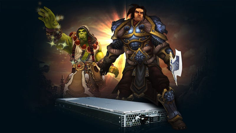 Illustration for article titled Old World of Warcraft Servers Raise Over $300,000 for Children's Charity