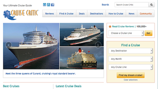 Illustration for article titled Cruise Critic Offers Reviews, Deals, and More on Cruises