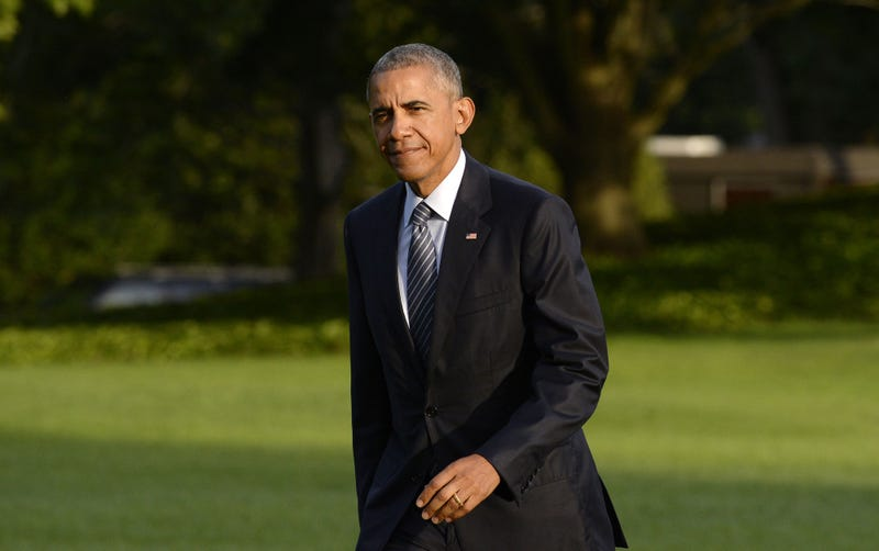 President Barack Obama returns to the White House on July 5, 2016, in Washington, D.C. Olivier Douliery-Pool/Getty Images