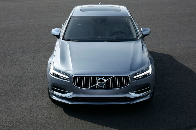 Illustration for article titled Volvo Already Has Plans For A Polestar S90 and V90, Maybe As Hybrids