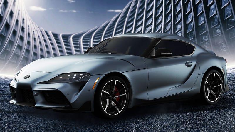 2020 Toyota Supra Tons Of New Photos